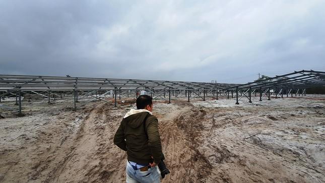 Rầm rộ làm trang trại 'điện mặt trời' ở TT-Huế: Nhiều cơ quan chức năng vào cuộc ảnh 3