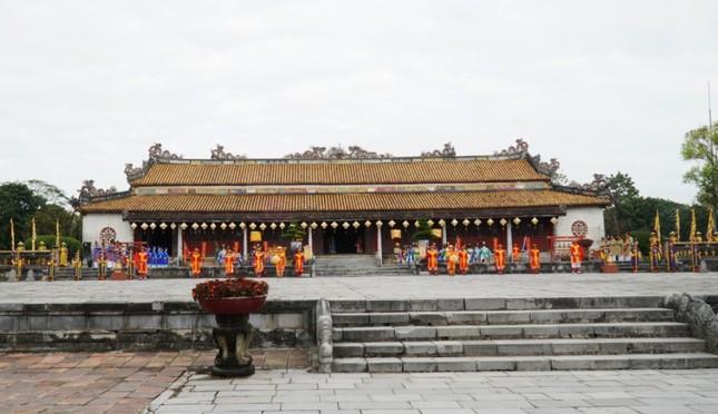 Tái hiện nghi lễ Cung đình đặc biệt dịp Tết xưa trong Đại nội Huế ảnh 3