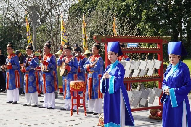 Tái hiện nghi lễ Cung đình đặc biệt dịp Tết xưa trong Đại nội Huế ảnh 5