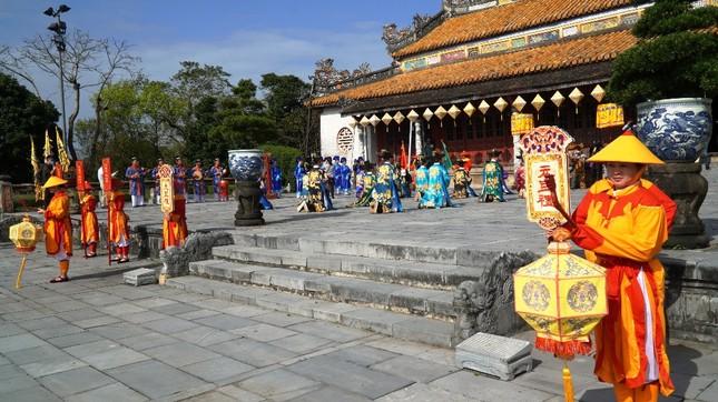 Tái hiện nghi lễ Cung đình đặc biệt dịp Tết xưa trong Đại nội Huế ảnh 10