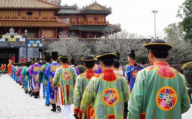 Tái hiện nghi lễ Cung đình đặc biệt dịp Tết xưa trong Đại nội Huế ảnh 11