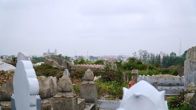 Tận mục nơi thuộc 'thế giới người chết' sắp thành công viên văn hóa ở Huế ảnh 5