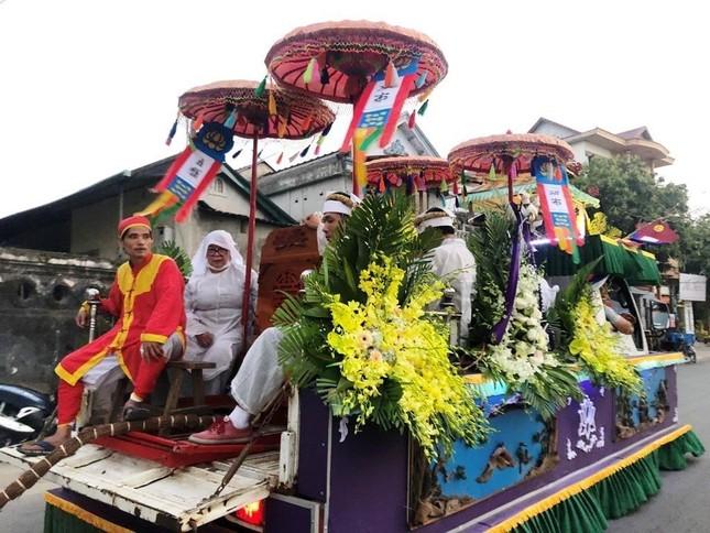 Xúc động tang lễ 'cung nữ đặc biệt' triều Nguyễn ảnh 11