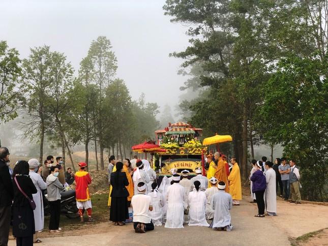 Xúc động tang lễ 'cung nữ đặc biệt' triều Nguyễn ảnh 8