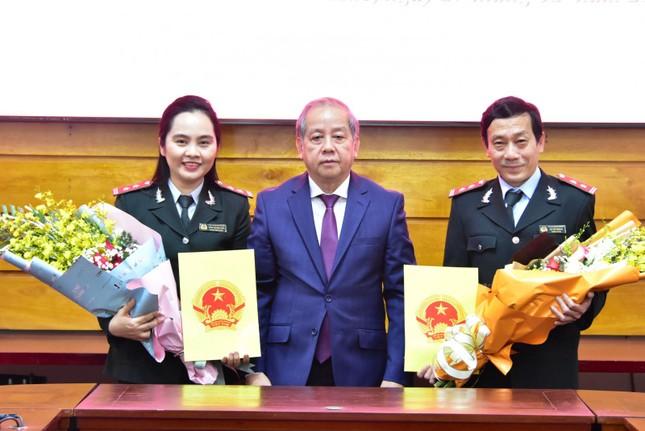 Bổ nhiệm hai Phó chánh Thanh tra tỉnh TT-Huế ảnh 2