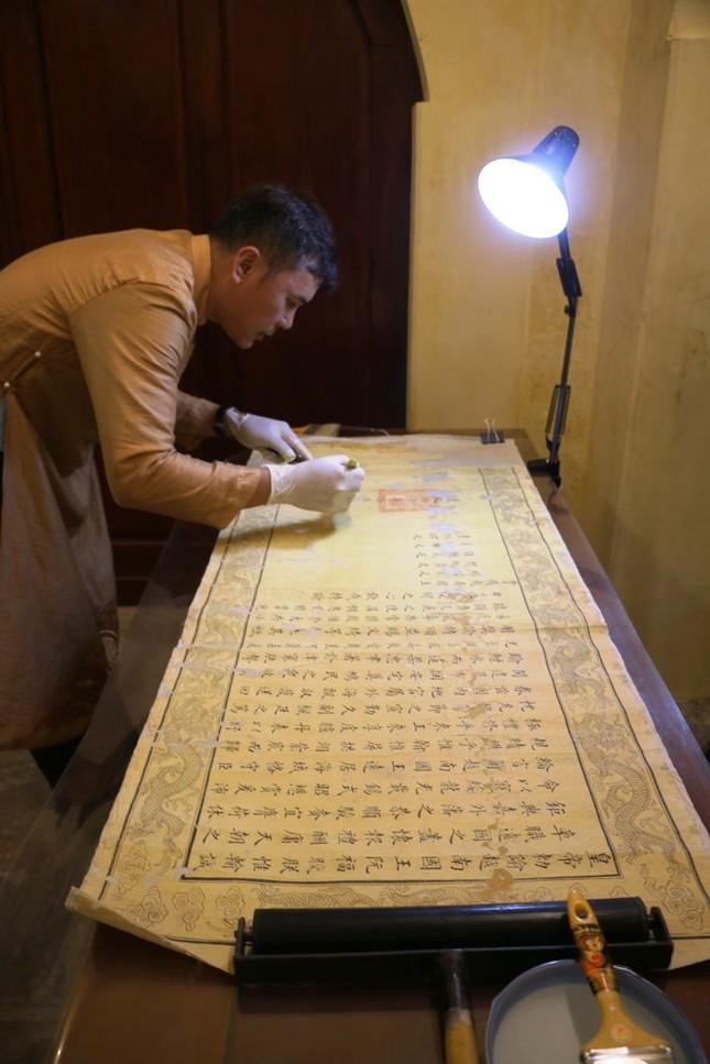 Sau hơn 70 năm hoang phế, 'Tàng kinh các' triều Nguyễn được phục hồi ra sao? ảnh 11
