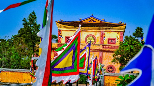 Sau hơn 70 năm hoang phế, 'Tàng kinh các' triều Nguyễn được phục hồi ra sao? ảnh 6