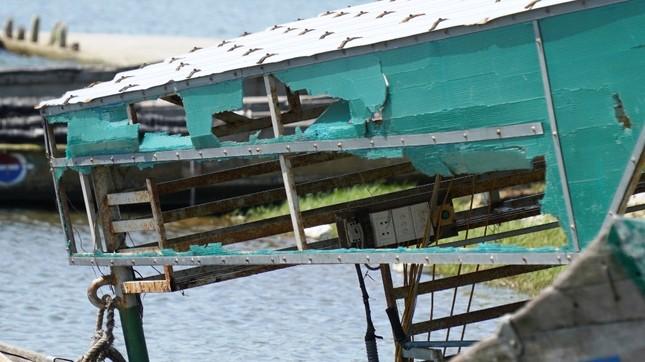 Xót xa đội phà vỏ thép tiền tỷ ở TT-Huế 'chìm tại bến' ảnh 7