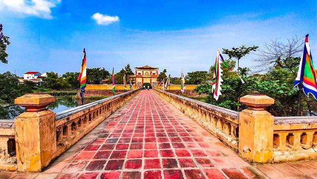 Sau hơn 70 năm hoang phế, 'Tàng kinh các' triều Nguyễn được phục hồi ra sao? ảnh 1