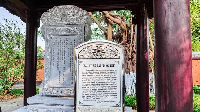 Sau hơn 70 năm hoang phế, 'Tàng kinh các' triều Nguyễn được phục hồi ra sao? ảnh 10