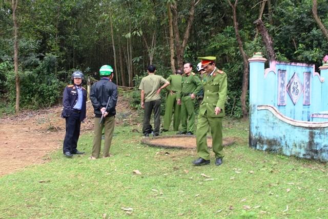 Quảng Nam: Cháu chém bác ruột tử vong trong ngày tảo mộ ảnh 2