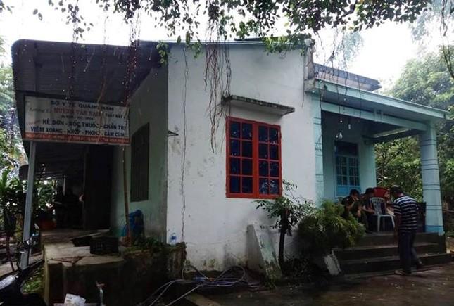 Bắt nghi phạm sát hại thầy lang 70 tuổi ở Quảng Nam ảnh 1