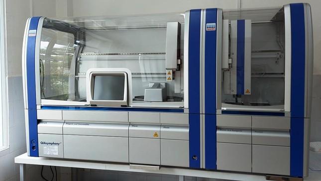 Vụ máy xét nghiệm hơn 7 tỷ đồng ở Quảng Nam: Giám đốc Sở Y tế đề xuất trả lại máy ảnh 2