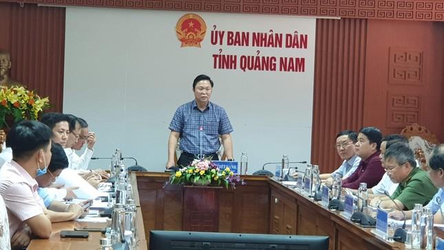 Vụ máy xét nghiệm hơn 7 tỷ đồng ở Quảng Nam: Giám đốc Sở Y tế đề xuất trả lại máy ảnh 1