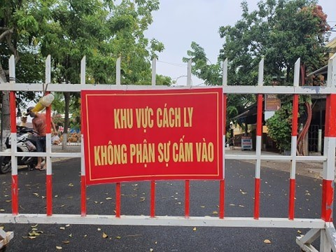8 ca mắc COVID-19 mới ở Quảng Nam: Lịch trình phức tạp, tiếp xúc với nhiều người ảnh 1