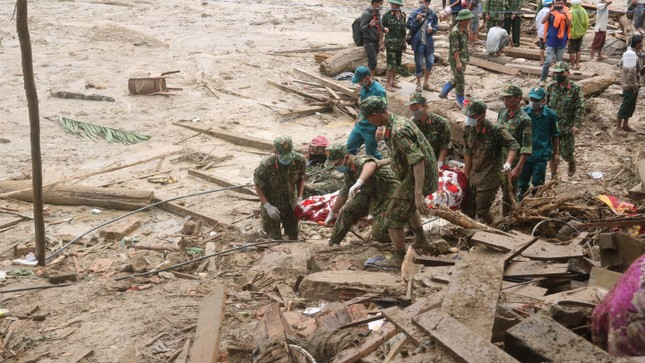 Người mẹ mất 3 con trong vụ lở núi Trà Leng: 'Sữa căng tức mà con không còn' ảnh 2