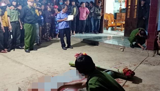Tin mới nhất vụ nổ súng 4 người thương vong ở Quảng Nam ảnh 1