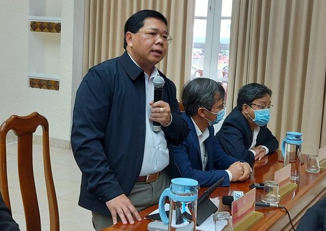 HĐND Quảng Nam: Chất vấn về thủy điện, nguyên nhân gây sạt lở núi ảnh 1