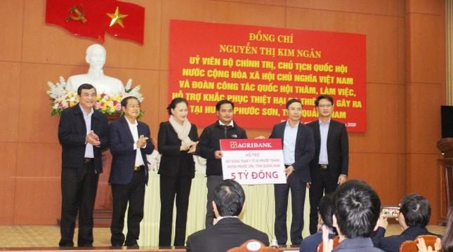 Chủ tịch Quốc hội thăm và làm việc tại Quảng Nam ảnh 4