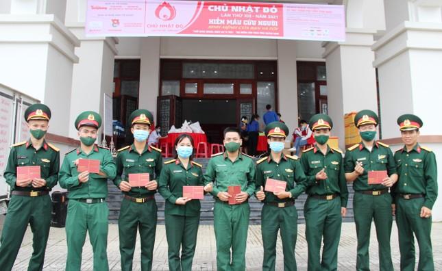 Chủ nhật Đỏ tại Quảng Nam: Những hình ảnh đẹp trong Ngày hội hiến máu cứu người ảnh 12