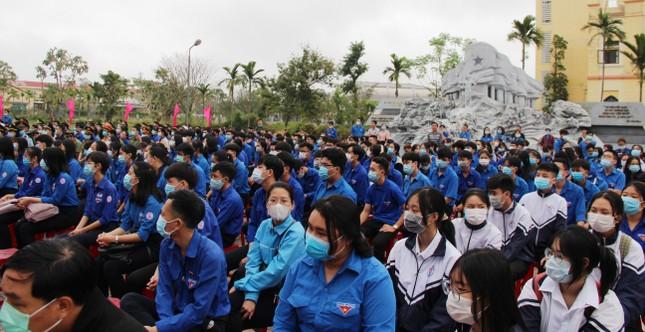 Tuổi trẻ Quảng Nam ra quân Tháng Thanh niên năm 2021 ảnh 2