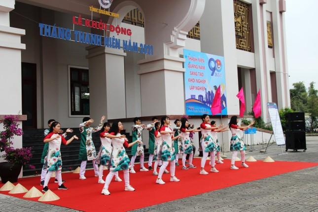Tuổi trẻ Quảng Nam ra quân Tháng Thanh niên năm 2021 ảnh 1