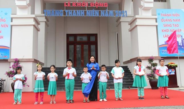 Tuổi trẻ Quảng Nam ra quân Tháng Thanh niên năm 2021 ảnh 3
