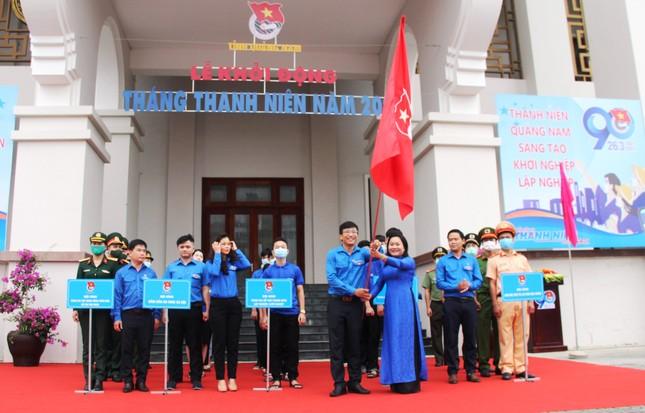 Tuổi trẻ Quảng Nam ra quân Tháng Thanh niên năm 2021 ảnh 5