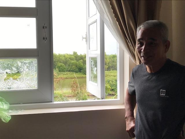 Biệt thự đại gia Cà Mau bị nã đạn: Công an mời 3 người bắn chim ảnh 3