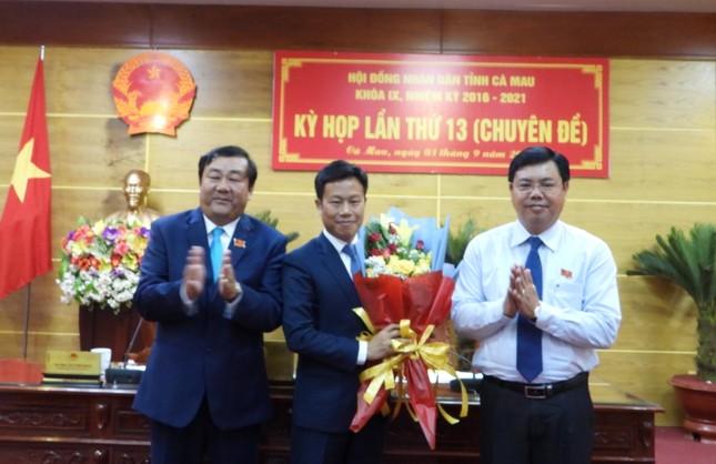 Thủ tướng phê chuẩn GS.TS Lê Quân làm Chủ tịch UBND tỉnh Cà Mau ảnh 3