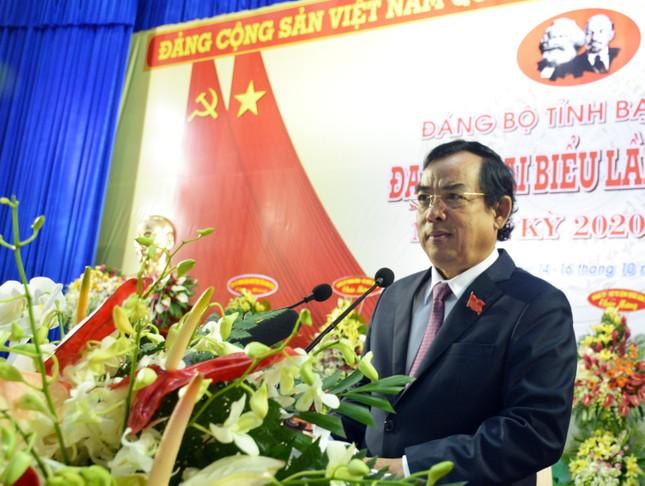 Trưởng ban Dân vận Trung ương dự đại hội Đảng bộ Bạc Liêu ảnh 3
