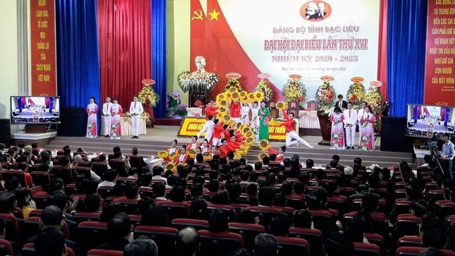 Trưởng ban Dân vận Trung ương dự đại hội Đảng bộ Bạc Liêu ảnh 2