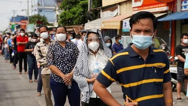 Thái Lan, Campuchia và Lào gia tăng biện pháp hạn chế do số ca COVID-19 tăng mức kỷ lục ảnh 2
