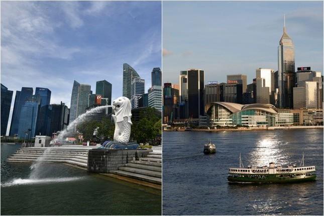 """Singapore - Hồng Kông tái khởi động """"bong bóng du lịch"""", vé máy bay hết nhanh như gió ảnh 3"""