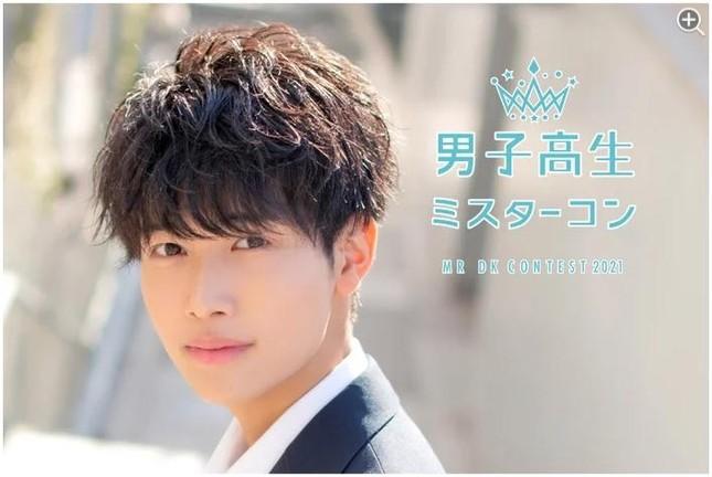 """Nam sinh đẹp trai nhất Nhật Bản có nhan sắc thế nào mà khiến J-net """"không thể nào chê""""? ảnh 5"""
