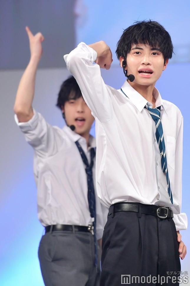 """Nam sinh đẹp trai nhất Nhật Bản có nhan sắc thế nào mà khiến J-net """"không thể nào chê""""? ảnh 9"""