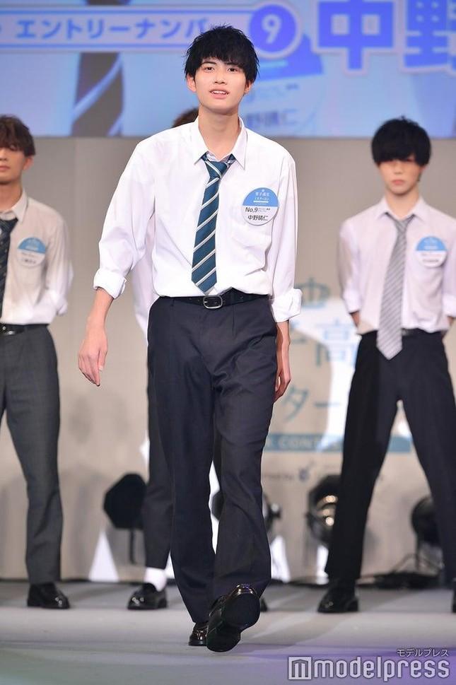 """Nam sinh đẹp trai nhất Nhật Bản có nhan sắc thế nào mà khiến J-net """"không thể nào chê""""? ảnh 3"""