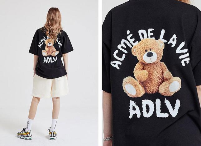 Ra đường ngập tràn áo thun gấu bông, vì sao ADLV khiến Lisa BLACKPINK, TWICE mê mệt? ảnh 1