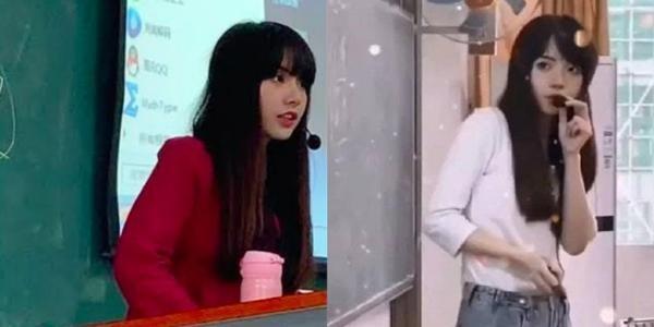 Cô giáo dạy Sử trông giống hệt Lisa (BLACKPINK), khiến sinh viên lúc nào cũng chờ vào học ảnh 2