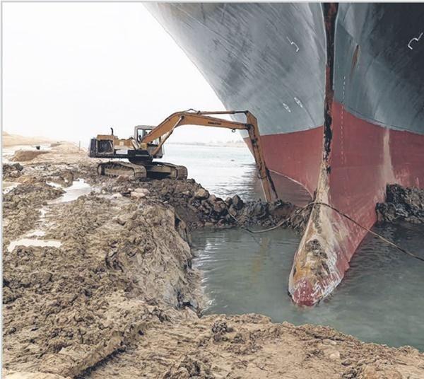 Chúng ta sẽ bị ảnh hưởng thế nào nếu tàu Ever Given tiếp tục mắc kẹt ở kênh đào Suez? ảnh 3