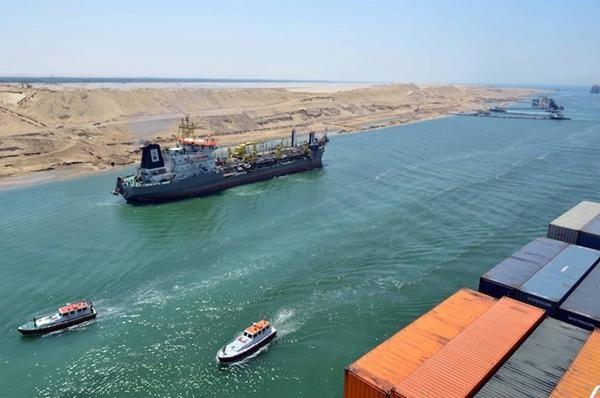 """Tàu Ever Given bị """"khui"""" chạy quá tốc độ trước khi vào kênh đào Suez, còn từng gây tai nạn ảnh 2"""