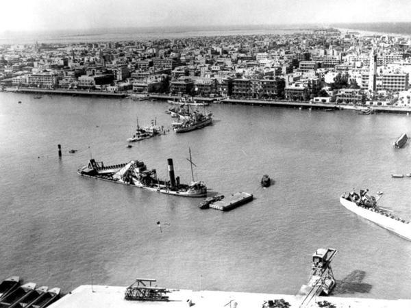 Kênh đào Suez từng tắc nghẽn nhiều lần trước vụ tàu Ever Given, có lần tắc đến… 8 năm liền ảnh 3