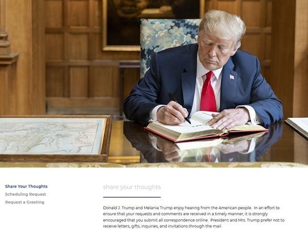 """Cựu Tổng thống Trump sẵn sàng làm việc: Bạn có thể """"book"""" lịch mời ông Trump dự sự kiện? ảnh 2"""