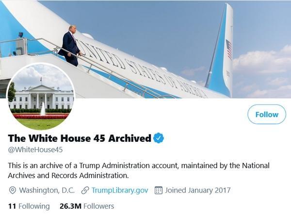 """Cựu Tổng thống Trump đang dần từ bỏ """"tên thương hiệu"""" của mình để dùng số 45, tại sao vậy? ảnh 1"""