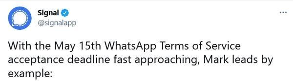 Không chỉ lộ số điện thoại, Mark Zuckerberg còn bị phát hiện dùng app nhắn tin của đối thủ ảnh 3
