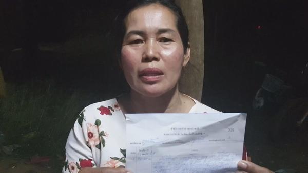 Người mẹ ở Thái Lan trúng xổ số hơn 4 tỷ đồng, kể rằng may mắn đến từ giấc mơ của con trai ảnh 3