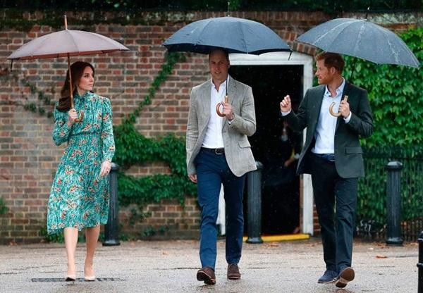 Hoàng tử Harry đã về đến nước Anh, đi thẳng tới nơi ở của William - Kate, lý do là gì vậy? ảnh 2