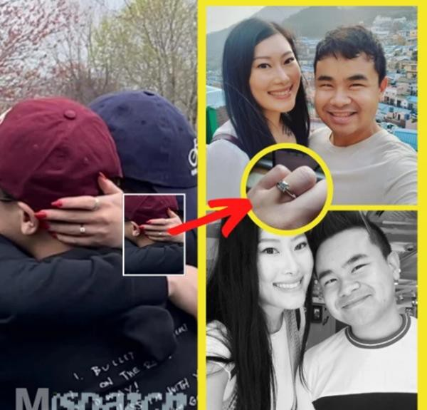 """""""Cuồng"""" trang tin Dispatch của Hàn, cô gái làm thông báo đính hôn giống kiểu của Dispatch ảnh 3"""