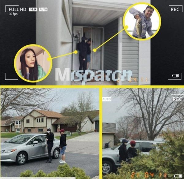 """""""Cuồng"""" trang tin Dispatch của Hàn, cô gái làm thông báo đính hôn giống kiểu của Dispatch ảnh 2"""