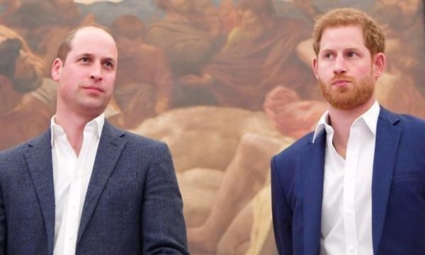 Anh em xa cách: Có người sẽ đứng xen giữa William - Harry trong tang lễ Hoàng thân Philip? ảnh 1